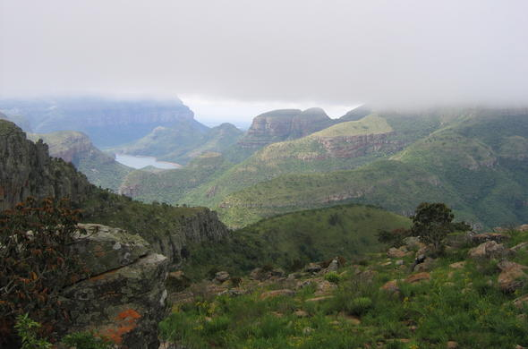 Blyde River Canyon Nature Reserve.