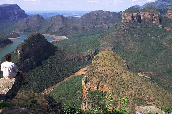 Blyde RIver Canyon, Panorama Route, Mpumalanga, South Africa.