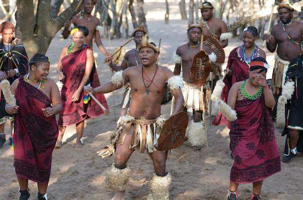 Zulu Culture at Dumazulu Lodge.