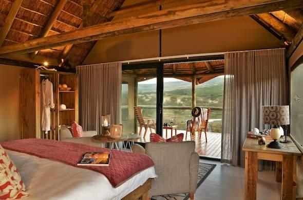 Garden Route Safari Camp - Safari near Cape Town Accommodation