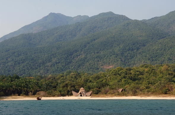 Mahale Mountains, Greystoke Camp.