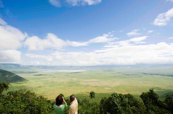 Tanzania Safari Ngorongoro Crater Tanzania Travel Guide