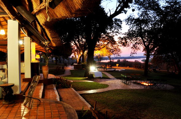 Imbabala Zambezi Safari Lodge.