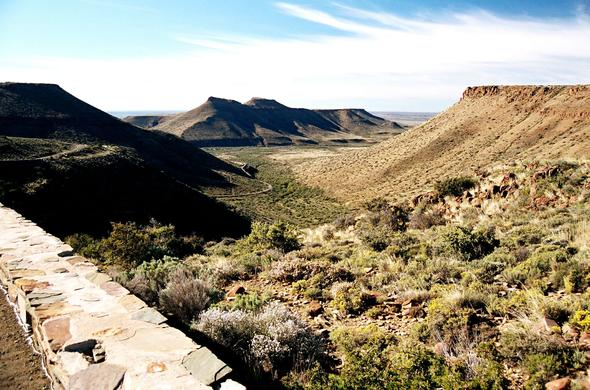 Karoo National Park beautiful lansdcape.