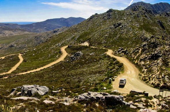 Swartberg Mountain Pass