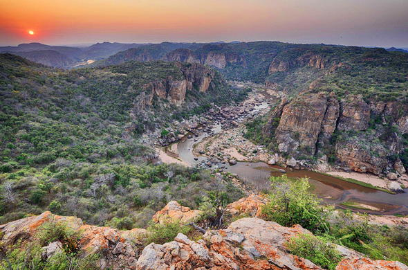 Enjoy breathtaking views in the Makuleke Consession, Limpopo