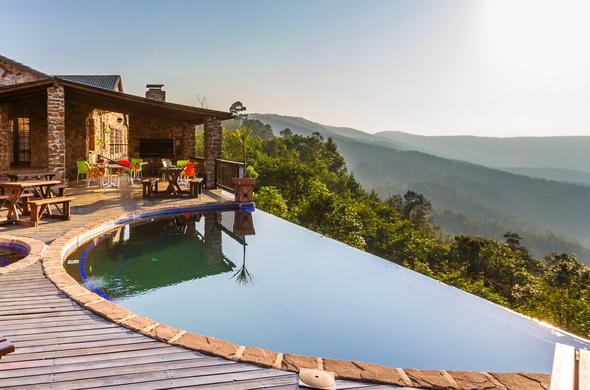 Misty Mountain Mpumalanga Country Hotels Long Tom Pass