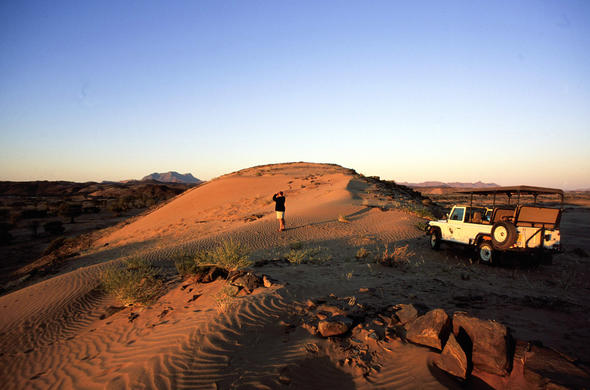 Damaraland self-drive adventure