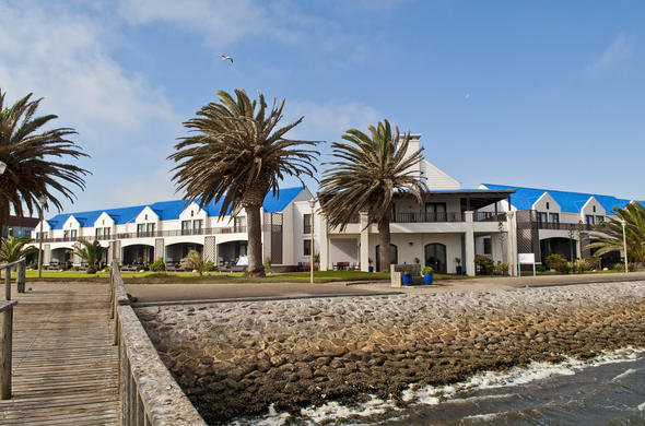 Pelican Bay  Bay Hotel In Walvis Bay.