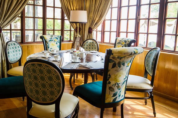 Enjoy meals at the Irene Country Lodge Restaurant.