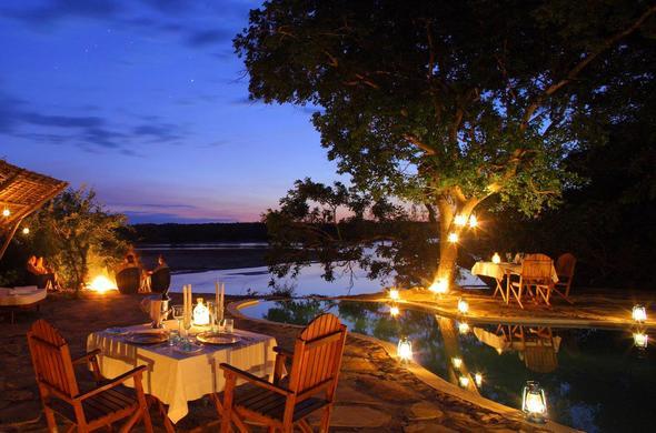 Tanzania Game Lodges | Selous Safari | The Retreat Selous