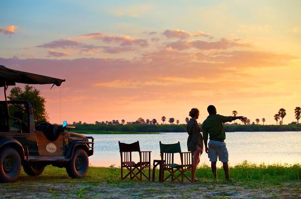Tanzania Game Lodges | Selous Safari | Rufiji River Camp