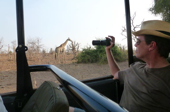 TAKING Amazing Photos on Safari